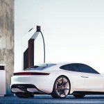 Porsche and BMW launch ultra-fast chargers for electric cars
