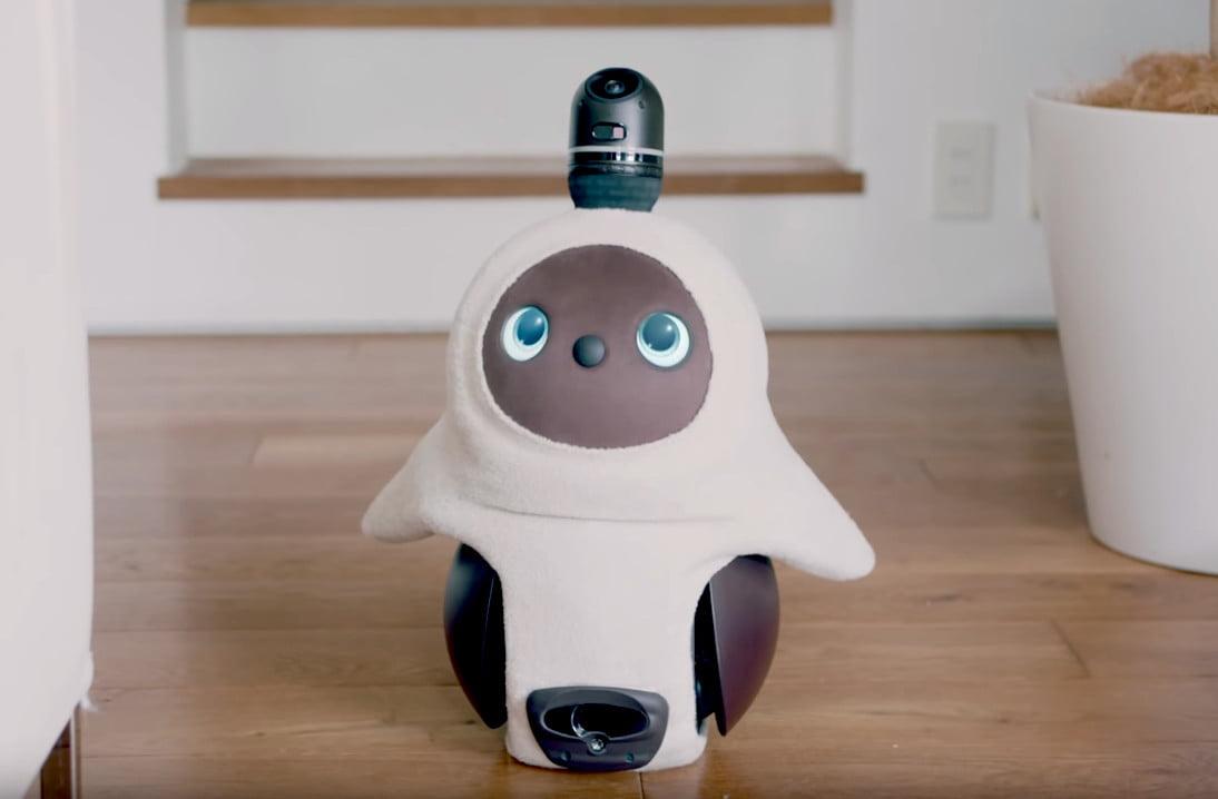 lovot robot