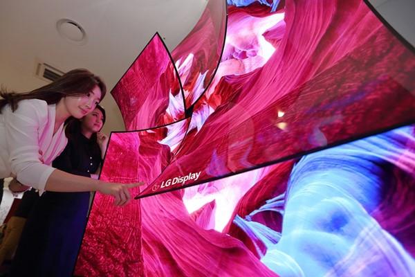 8-inch 88-inch monster TV