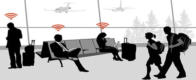 Do not trust public Wi-Fi networks