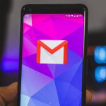 Gmail app for smartphones is new and with new features