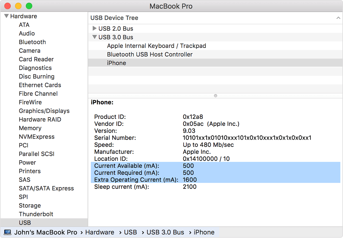How to find iPhone XR UDID on Mac
