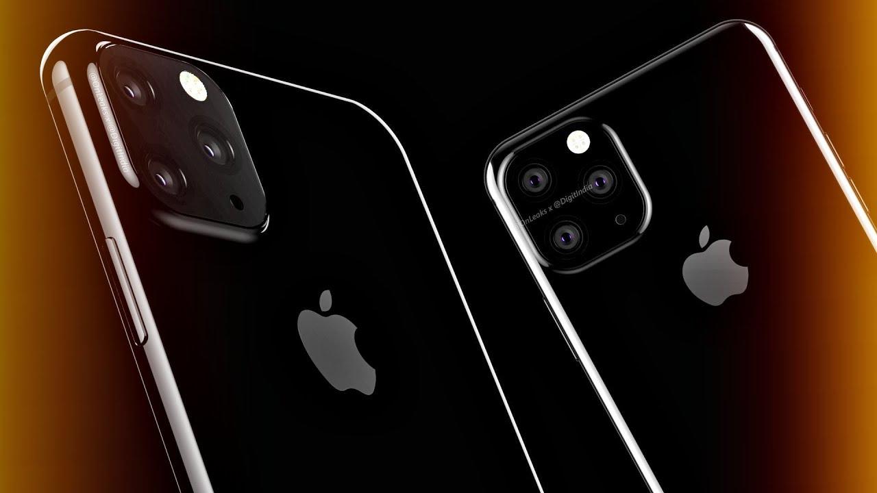 iPhone XI Triple camera