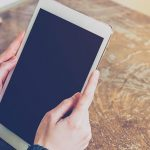 How to force the restart of the iPad Pro