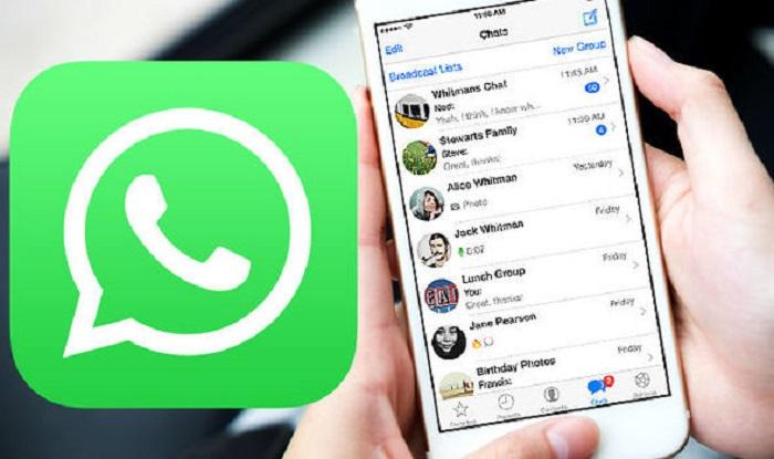 erase your WhatsApp account