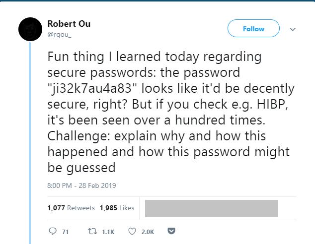 Robert Ou