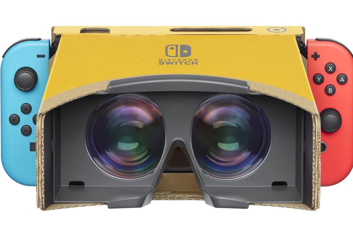 Nintendo VR glasses