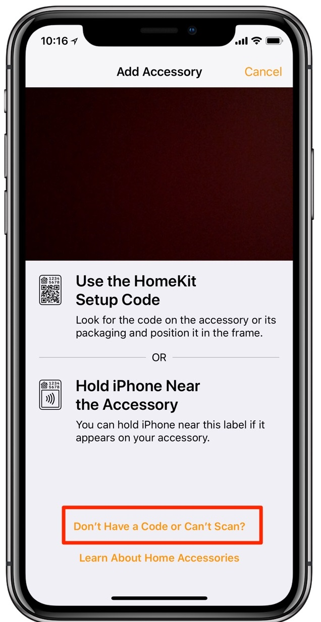 Set up your HomePod manually