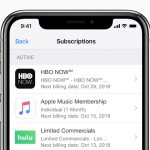 How to cancel subscriptions from your iPhone