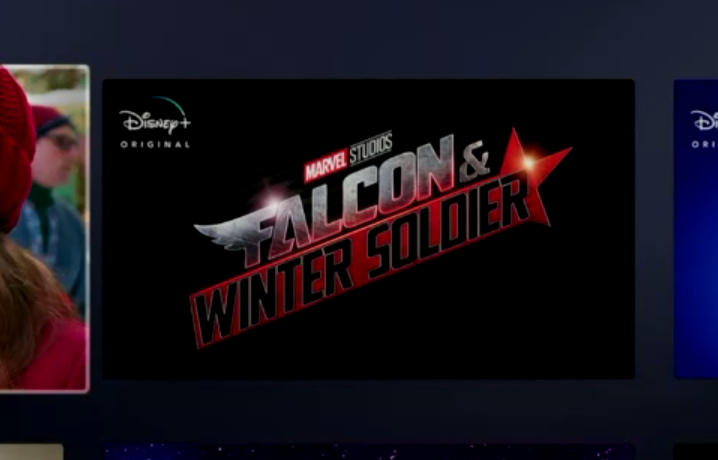 Marvel's Falcon & Winter Solider