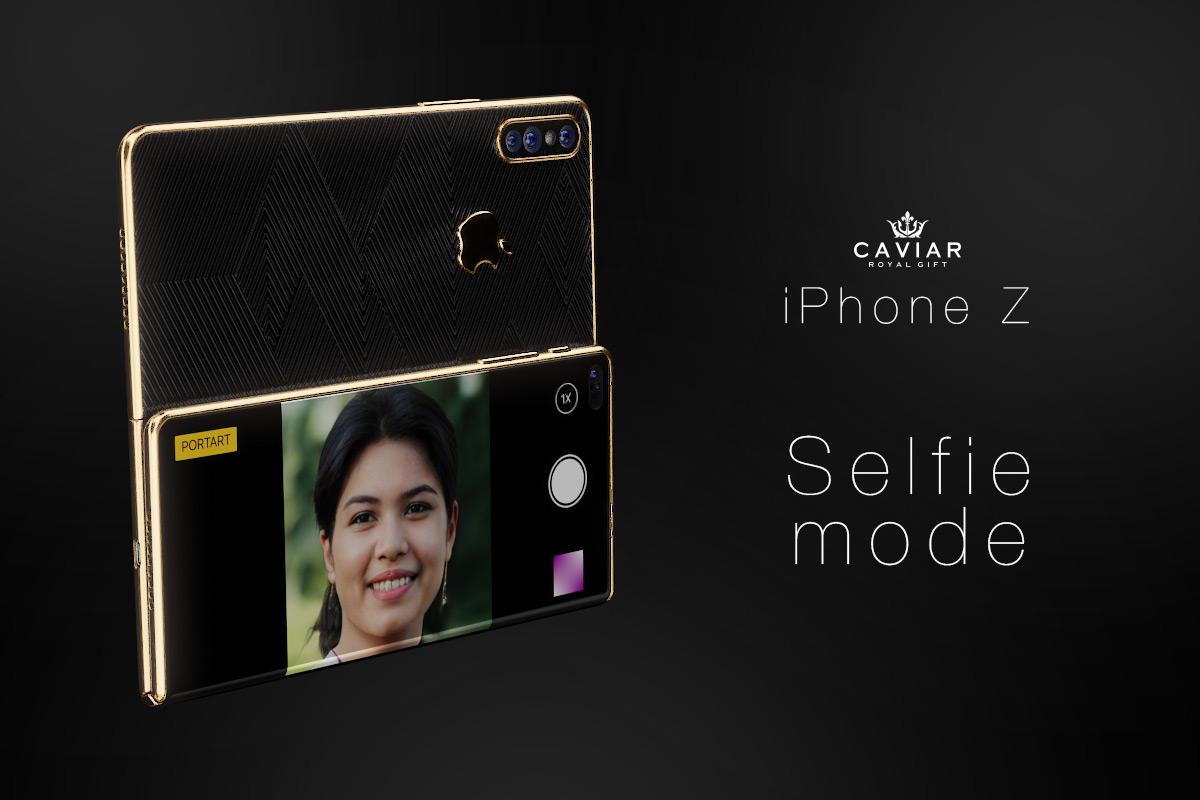 Selfie mode