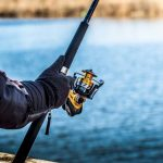 "New ""smart"" fishing reel detects when a fish bites the bait"