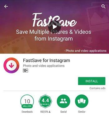 FastSave