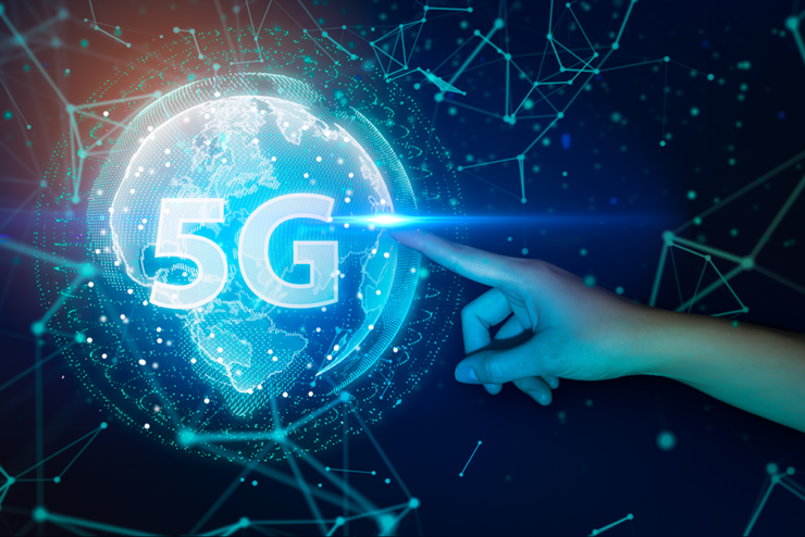 Global adoption of 5G