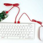 Raspberry Pi official keyboard and mouse are released in the USA