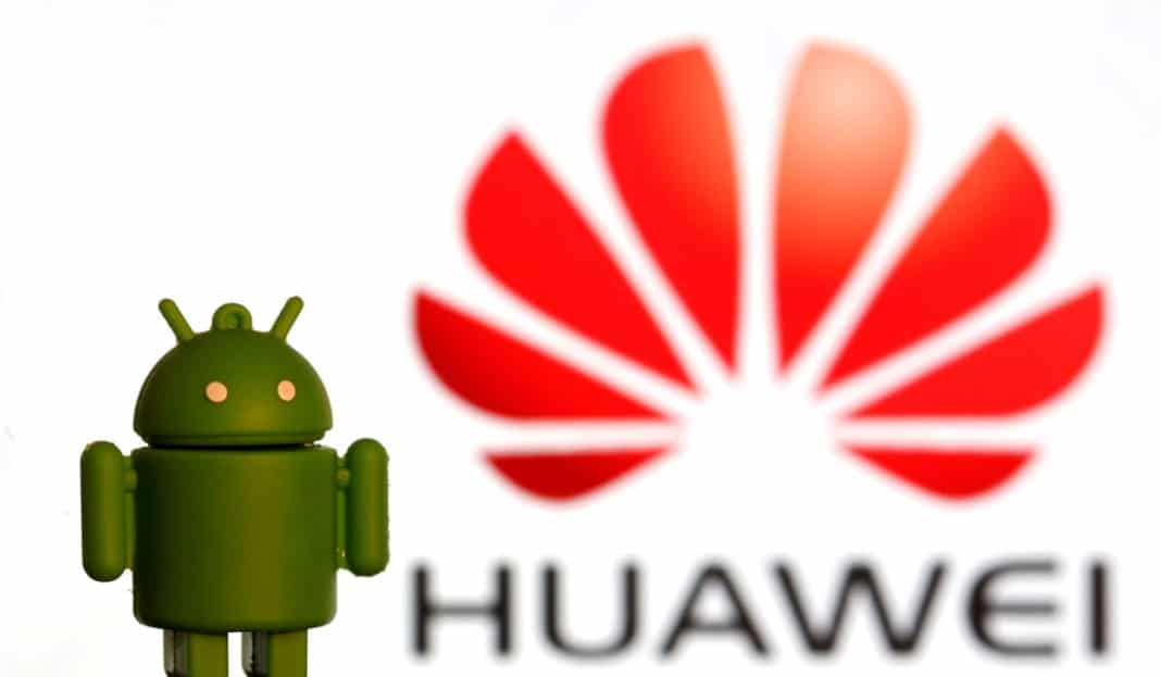 Huawei's access to Android