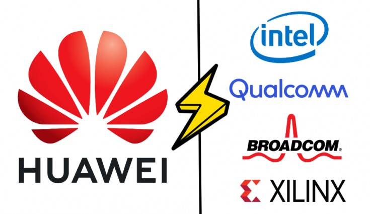 Qualcomm and Intel cut ties with Huawei to comply with Trump's decision