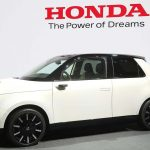 Honda's electric car will have side camera in place of rear view mirror