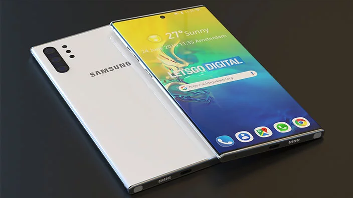 Samsung Galaxy Note 10 may hit stores in August