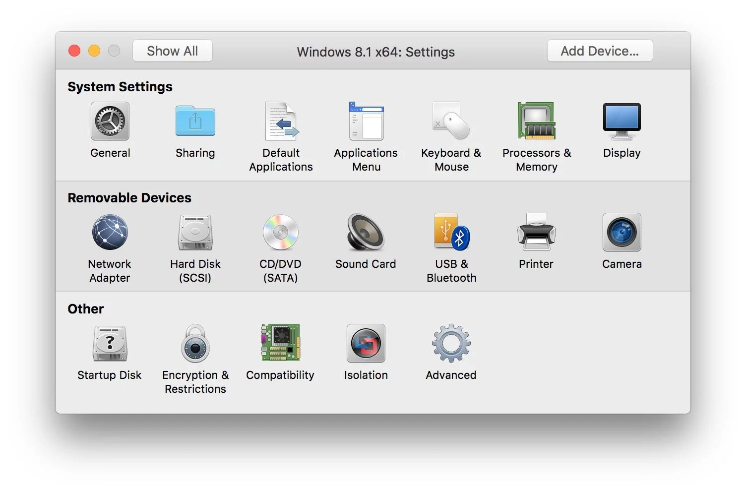 Run Windows on a Mac with VMware Fusion
