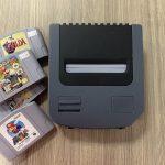 Nintendo 64: company creates compact replica of the classic of Big N