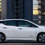 Nissan Leaf e + comes with improved engine and battery