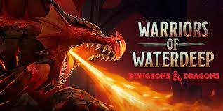 Warriors of Waterdeep RPG