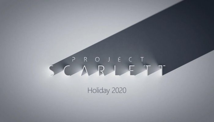 Project Scarlett: Xbox One's successor confirmed for the end of 2020